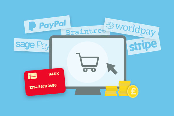 Guide: Our cost calculator for Worldpay, Sage Pay, PayPal, Stripe & Braintree