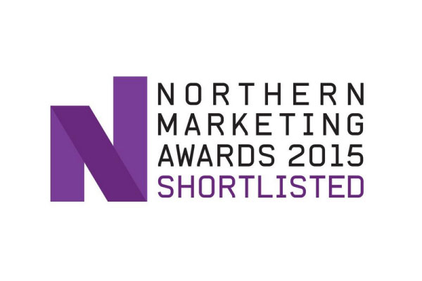 Quba shortlisted for Northern Marketing Awards