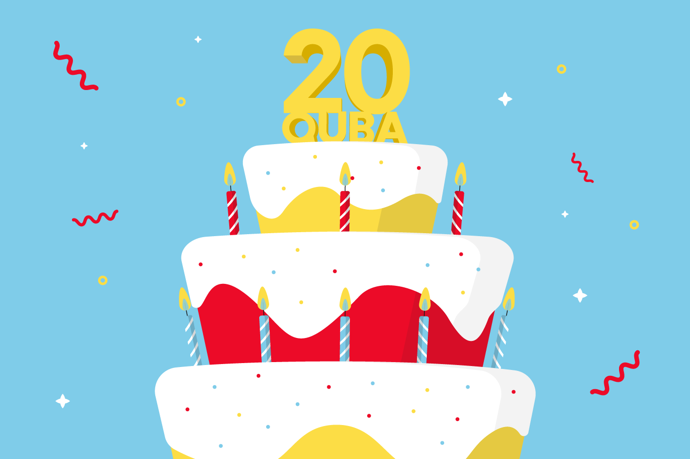 Web technology agency Quba celebrate their 20-year birthday